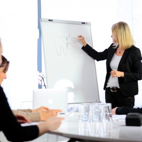 Weiterbildung Prophy Coaching Prophylaxe Kathy Geiger