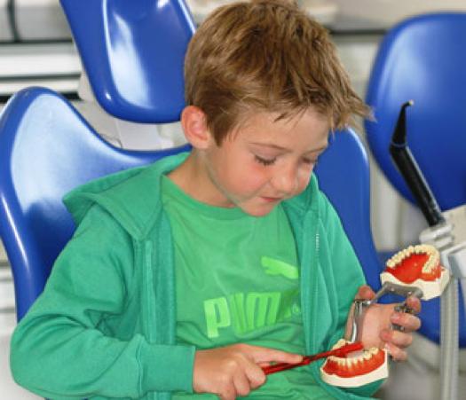 Kinder- und Jugendprophylaxe